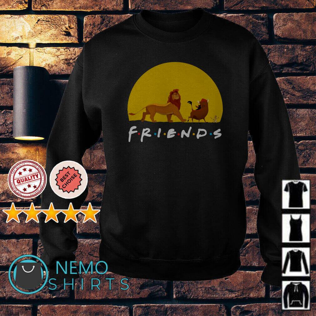 The Lion King friends Simba Pumbaa Hakuna Matata Sweater