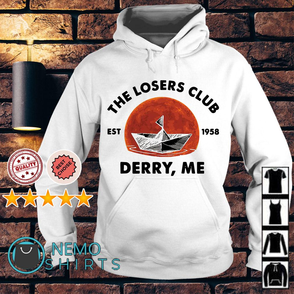The losers club est 1958 derry me Hoodie