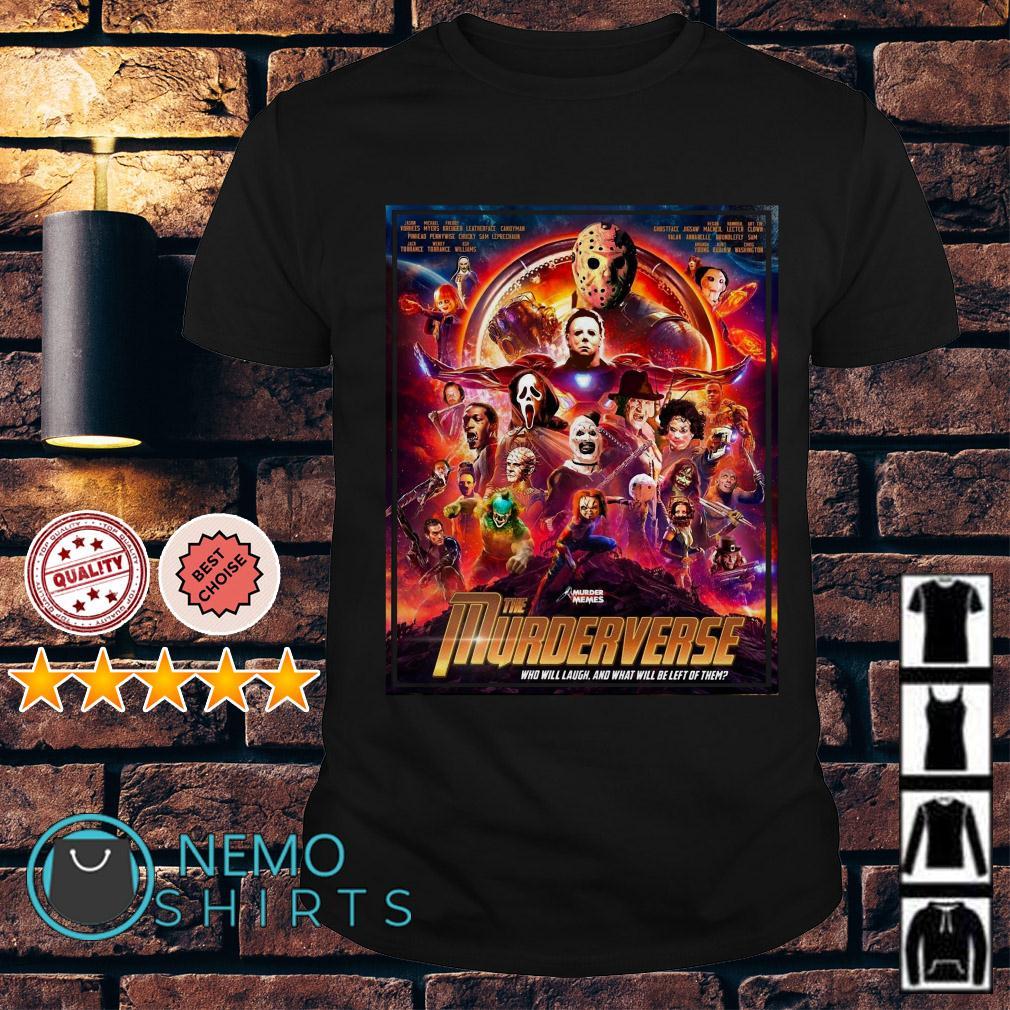 Marvel Avengers Murder Memes The Murderverse shirt