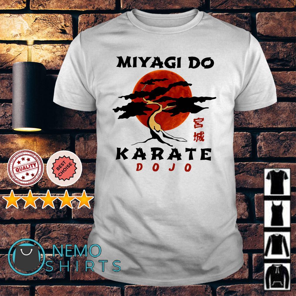 Miyagi Do Karate Dojo shirt