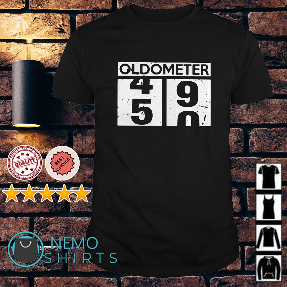 Oldometer 4 5 9 0 shirt