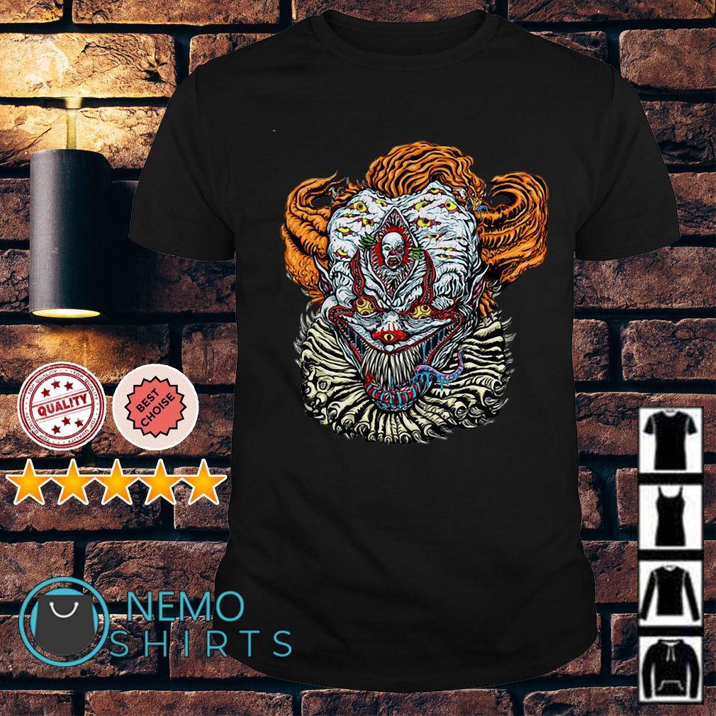 Pennywise horror Halloween shirt