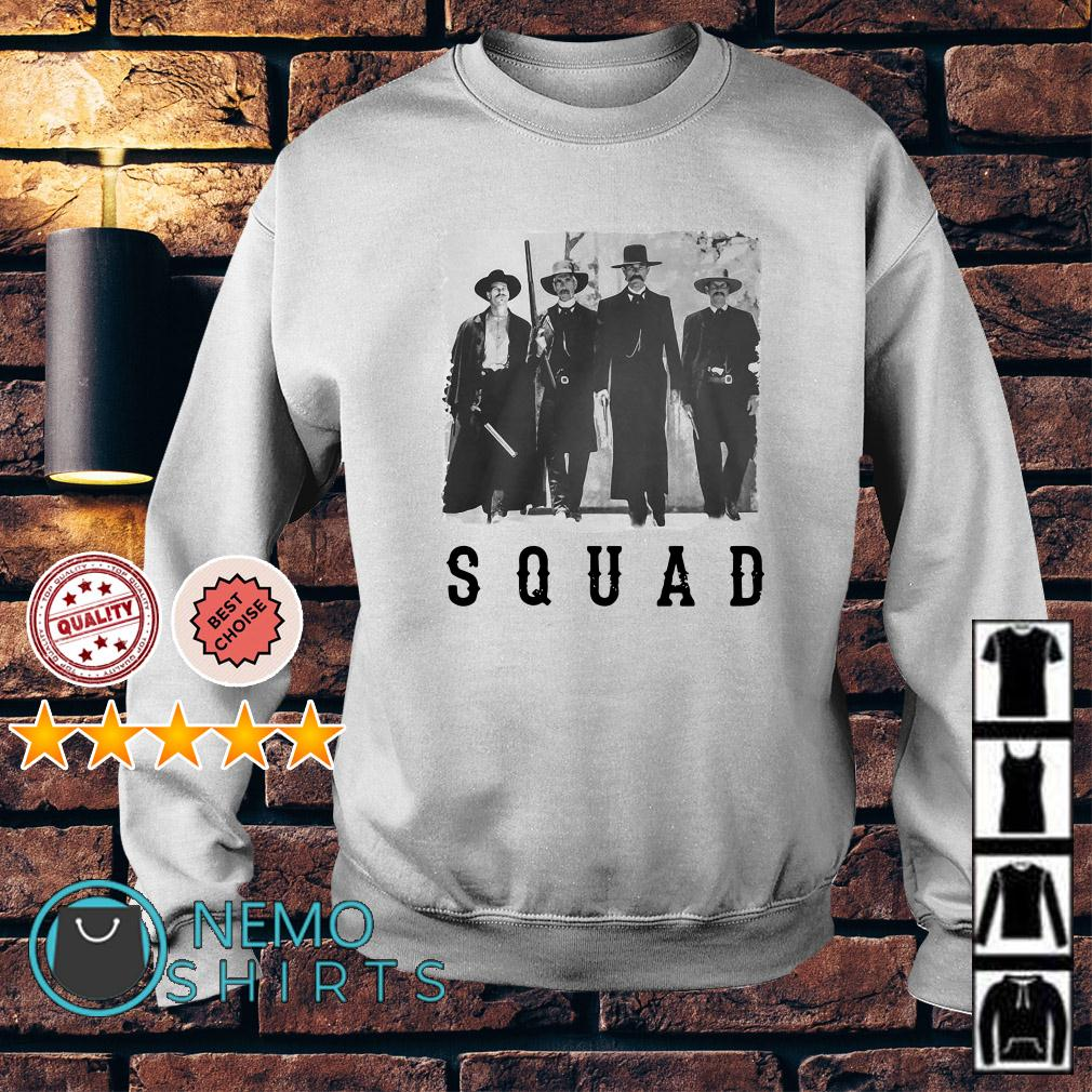 Tombstone squad Sweater