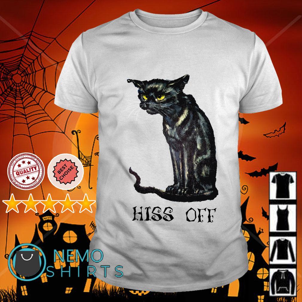 Cat Hiss Off shirt