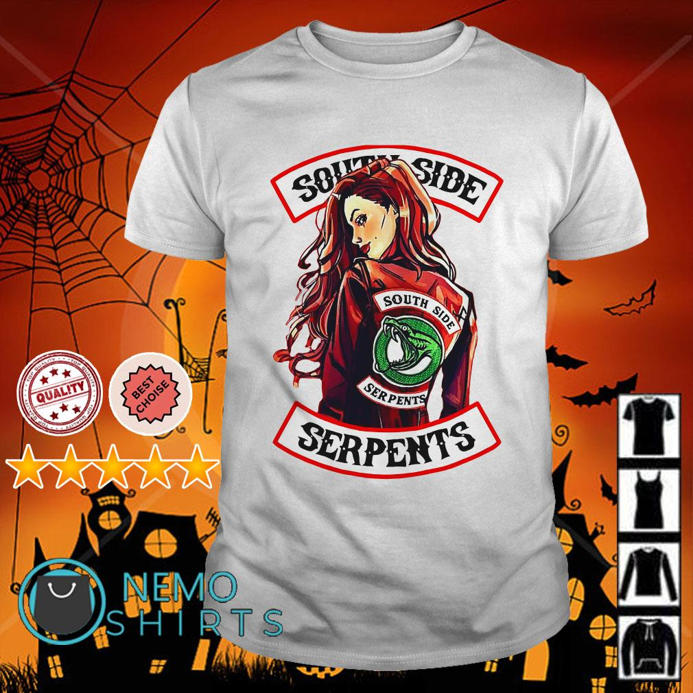 Cheryl Blossom South side Serpents Riverdale shirt