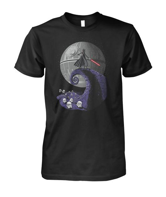Darth Vader Nightmare before Christmas shirt