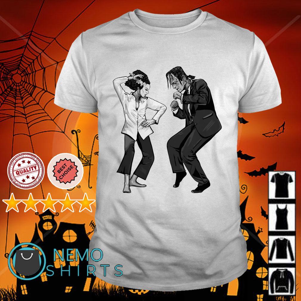 Frankenstein and The Bride shirt