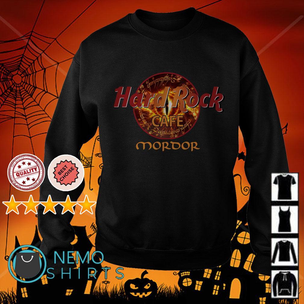 Hard rock cafe Mordor Sweater