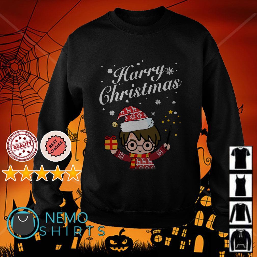 Harry Potter happy Chrismas Sweater