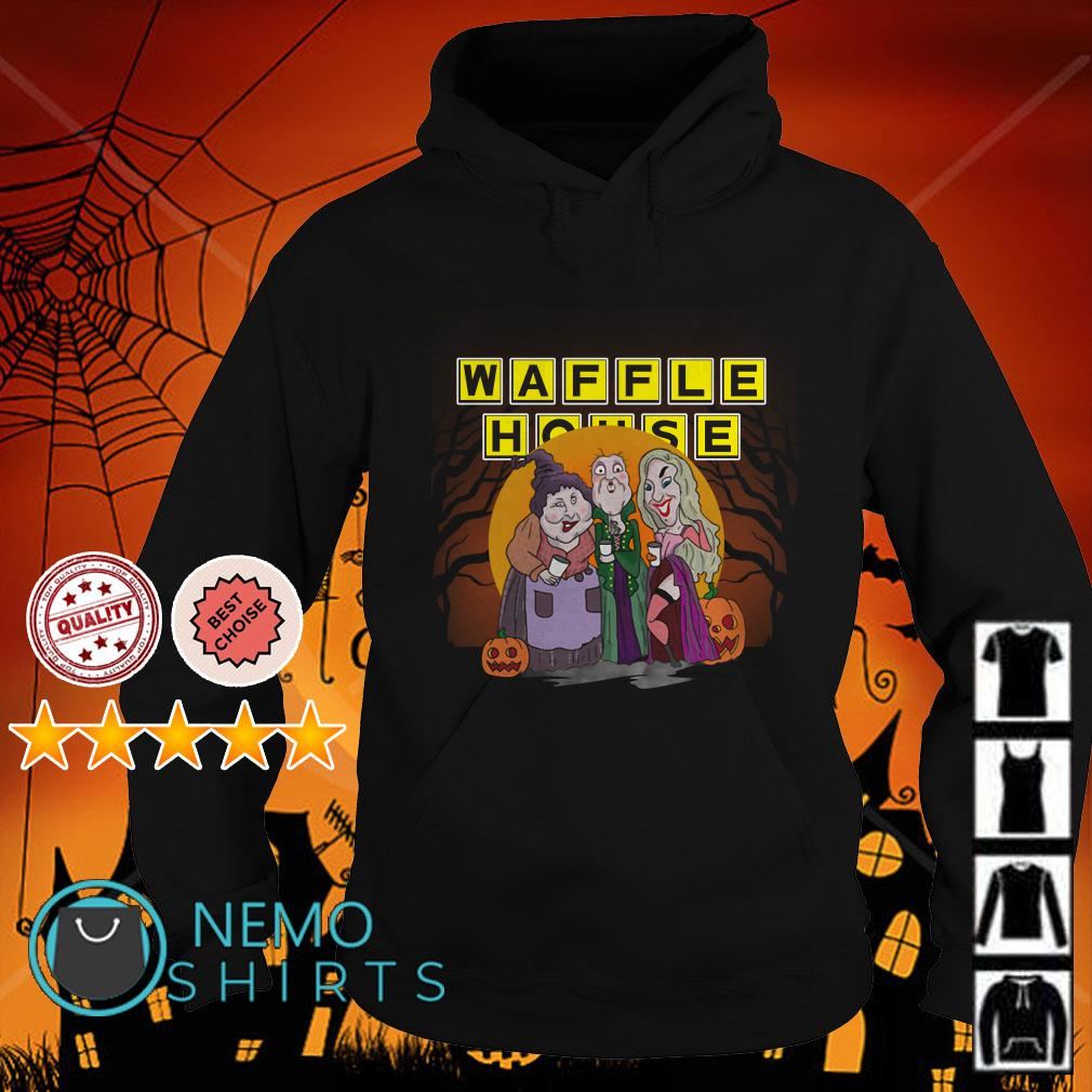 Hocus Pocus Waffle House Halloween Hoodie