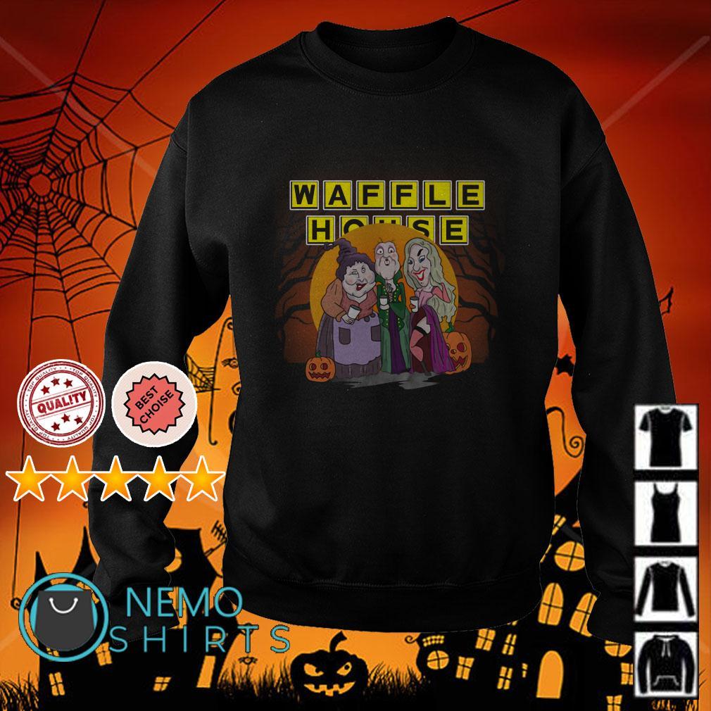 Hocus Pocus Waffle House Halloween Sweater