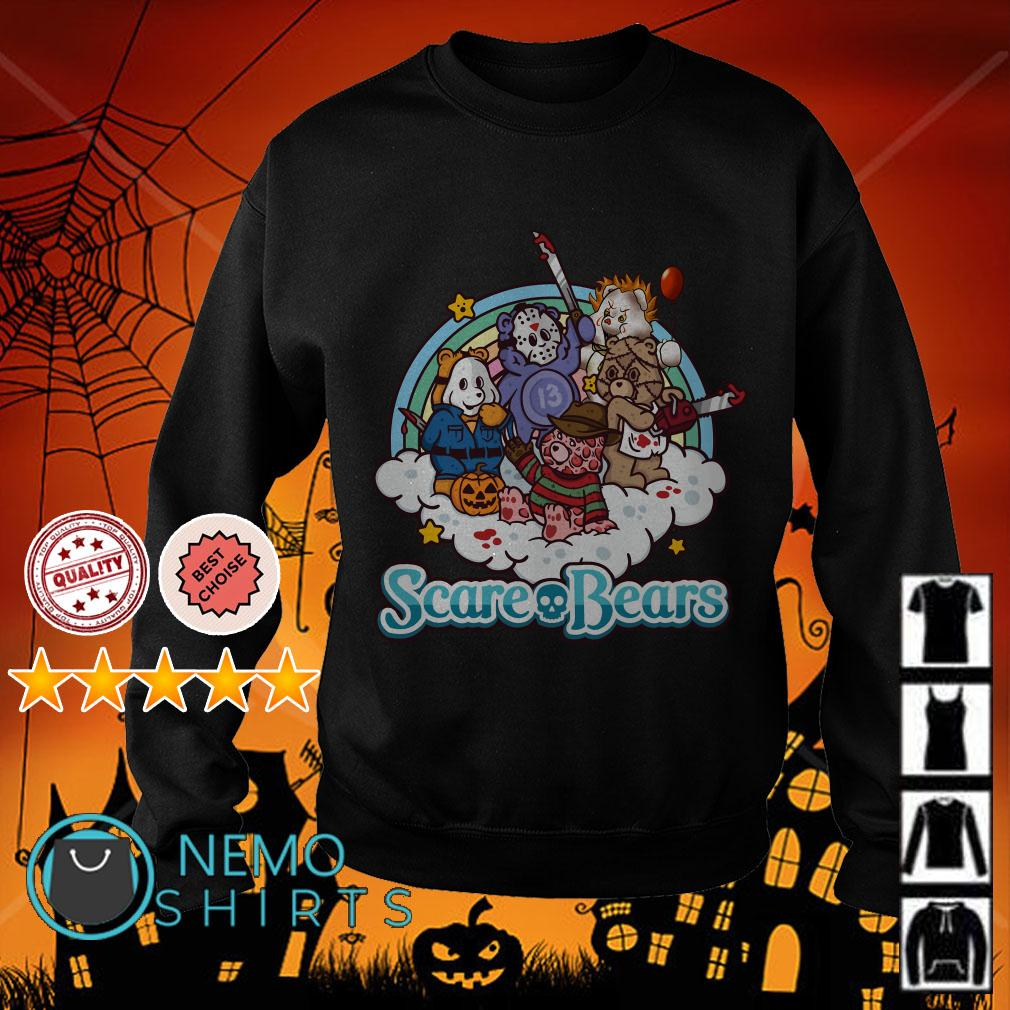 Horror characters Scare Bears Sweater
