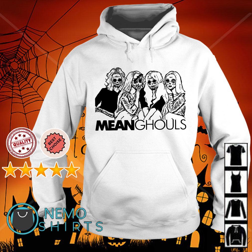 Mean Ghouls Horror movie characters Halloween Hoodie