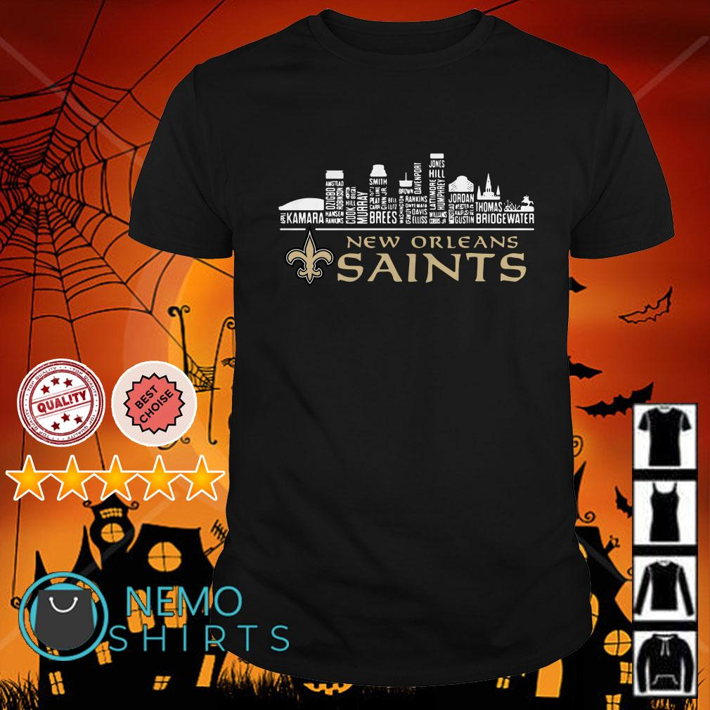 New Orleans Saints shirt