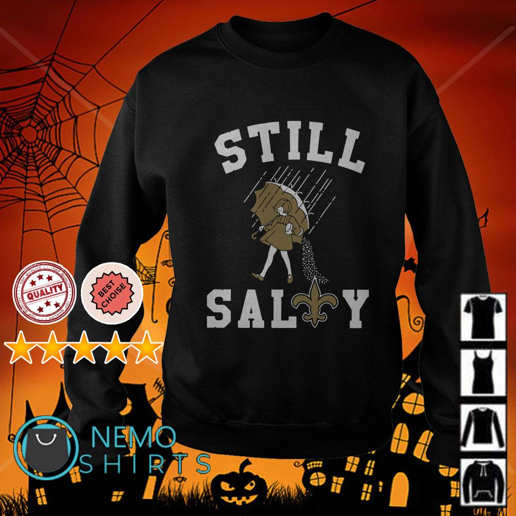 New Orleans Saints Still salty Sweater