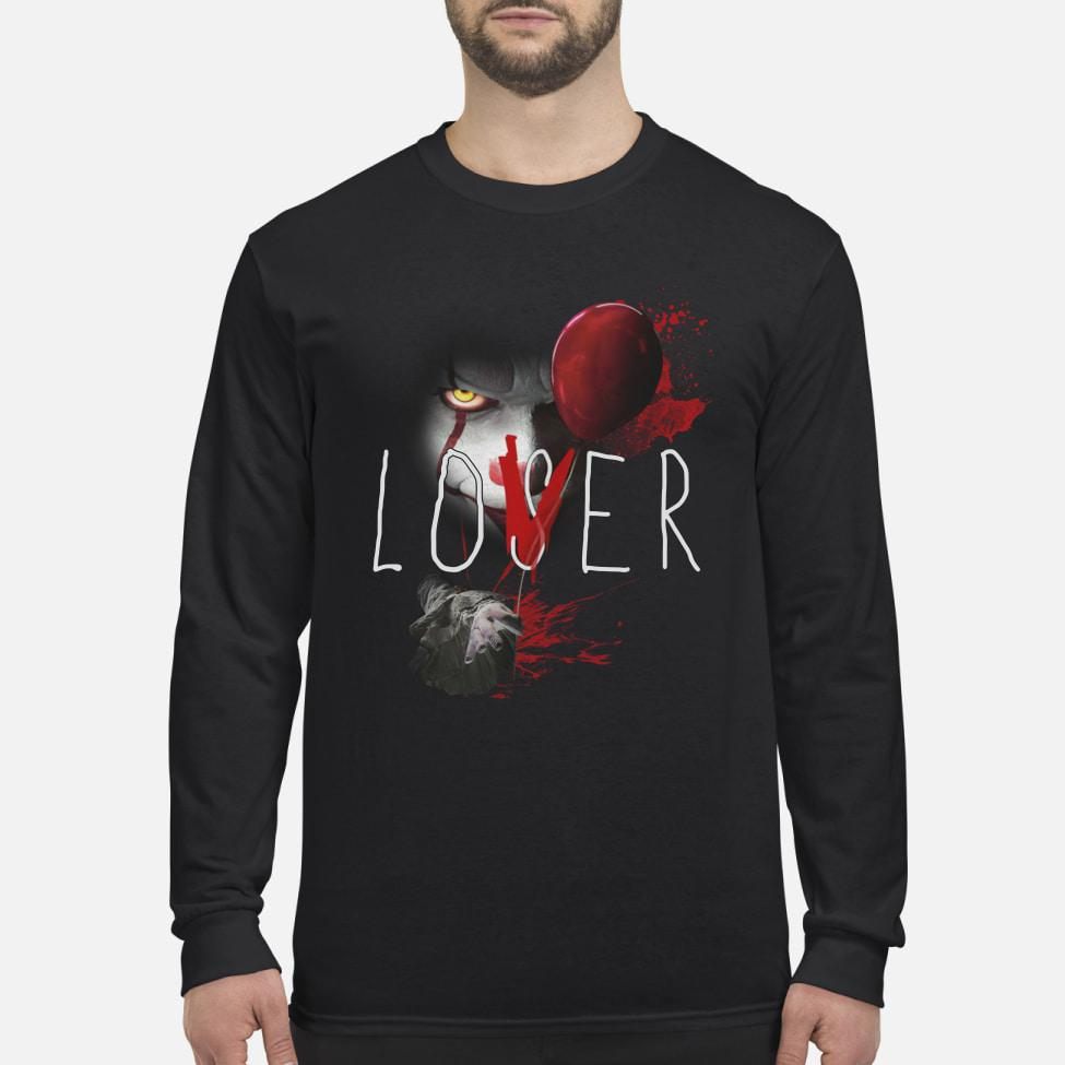 Official Pennywise It Lover Loser Halloween Sweater