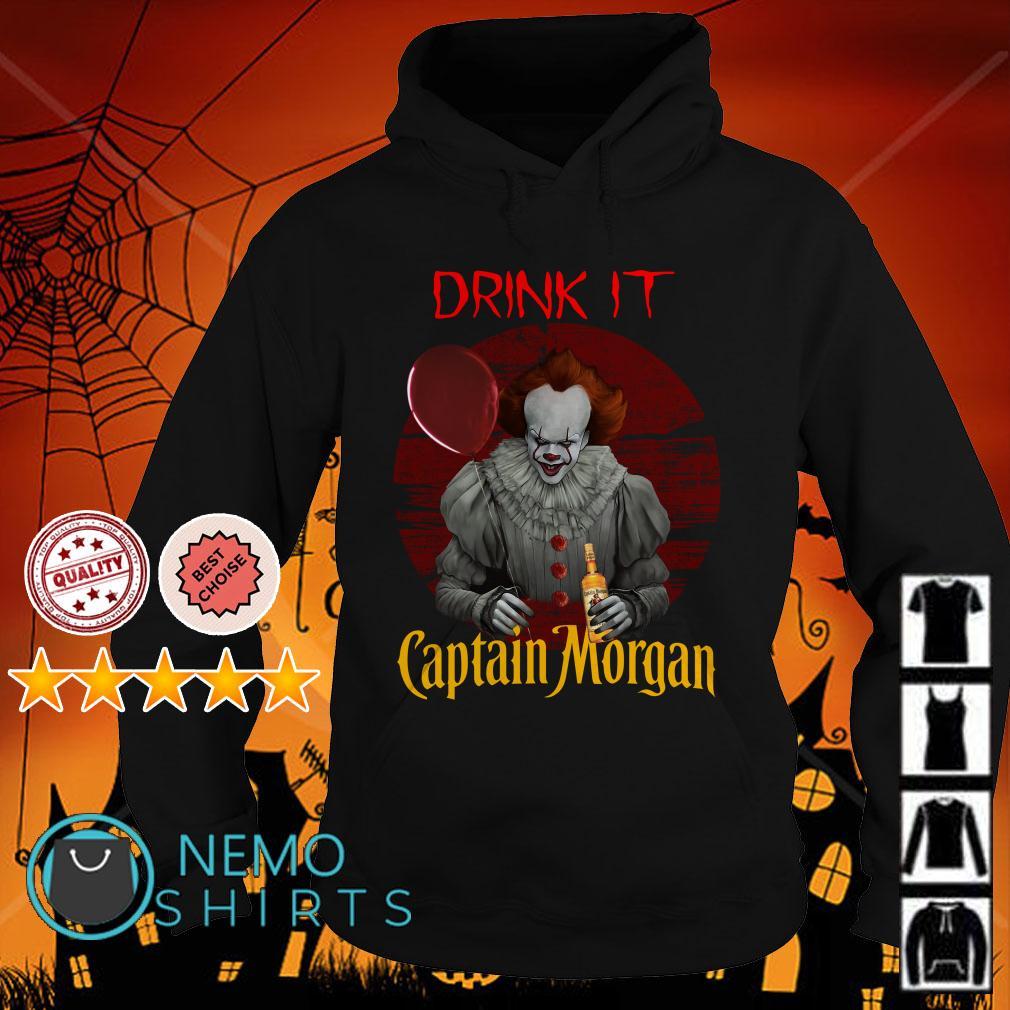 Pennywise Drink it Captain Morgan Hoodie