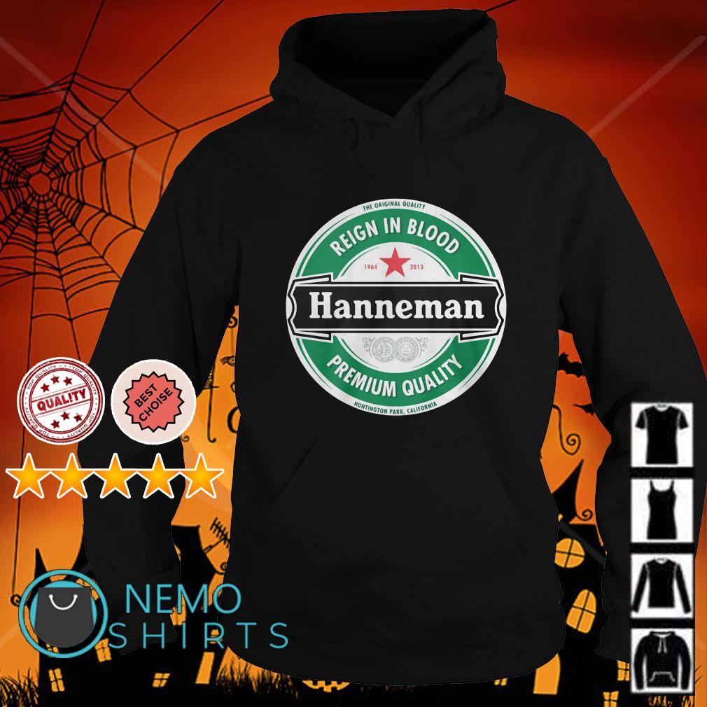 Reign in blood Hanneman premium quality Hoodie