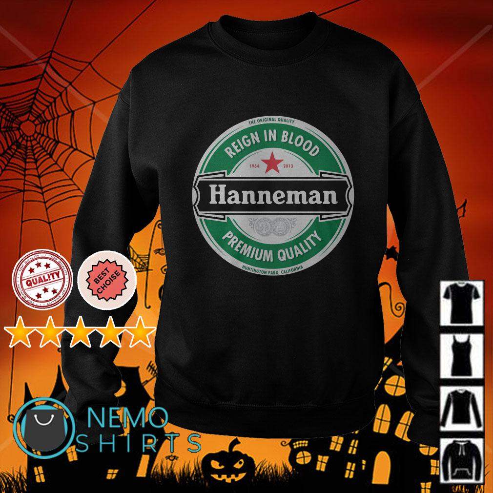 Reign in blood Hanneman premium quality Sweater