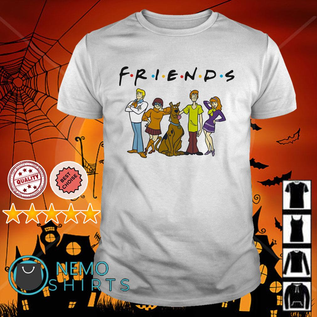 Scooby Doo Friends TV show shirt