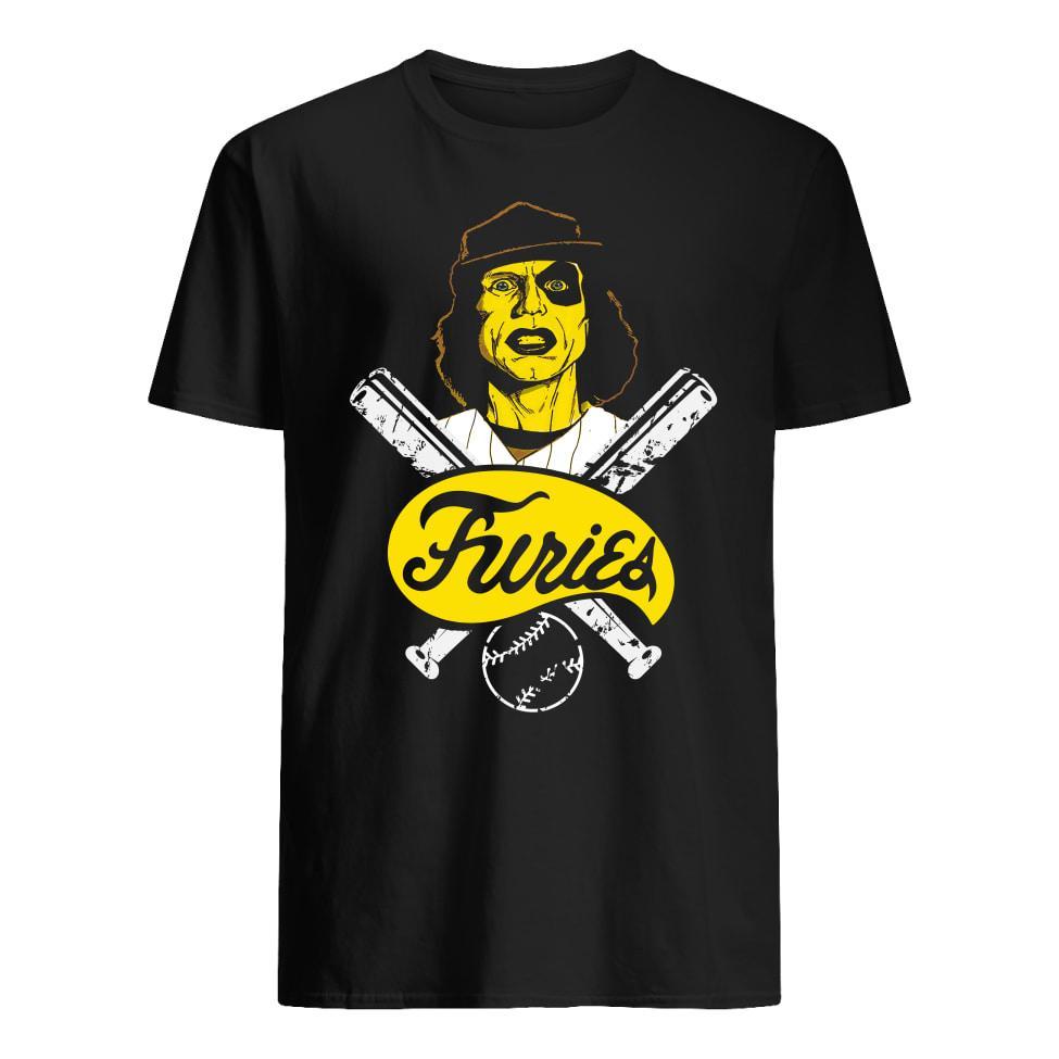 The Baseball Furies band shirt