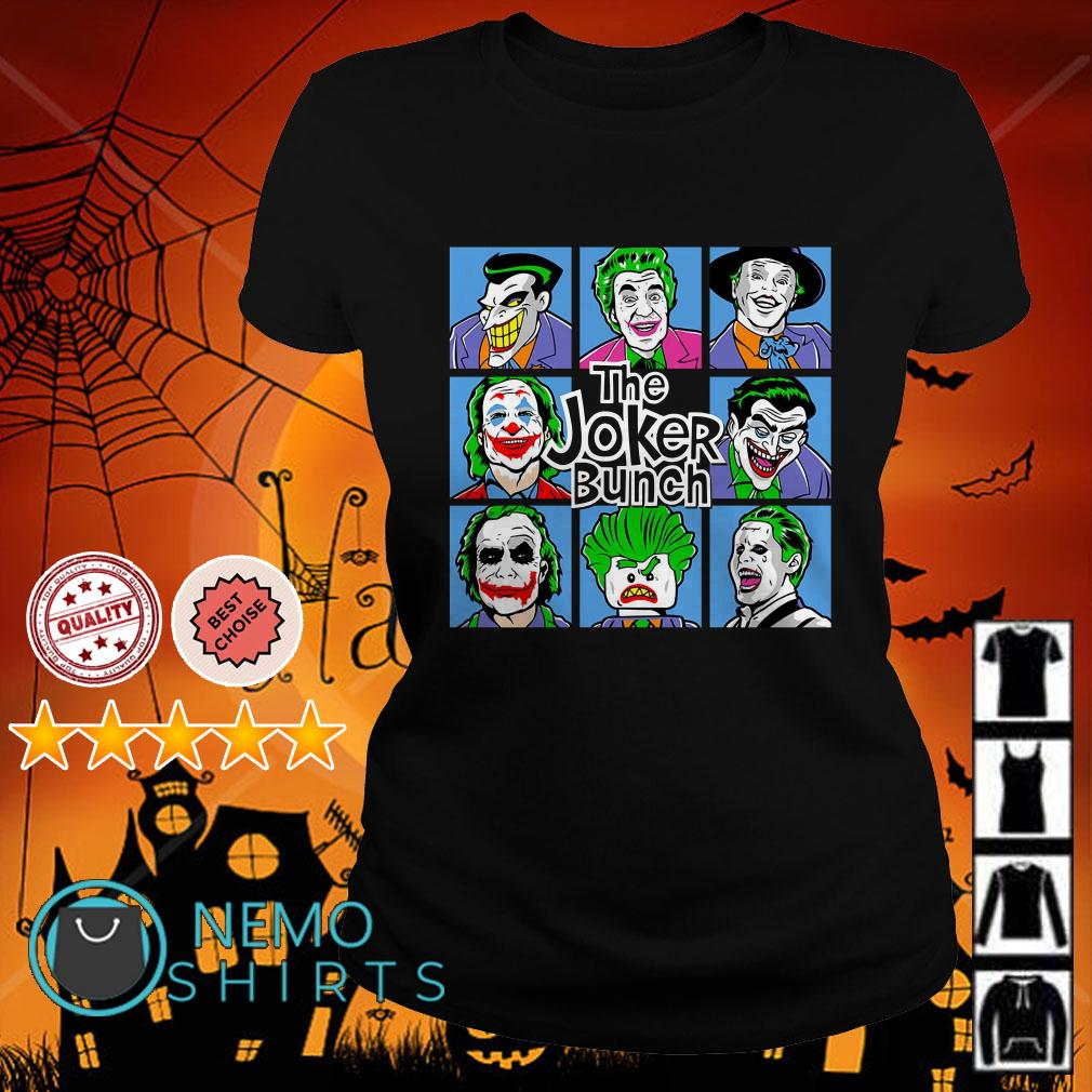 The Joker bunch Ladies tee