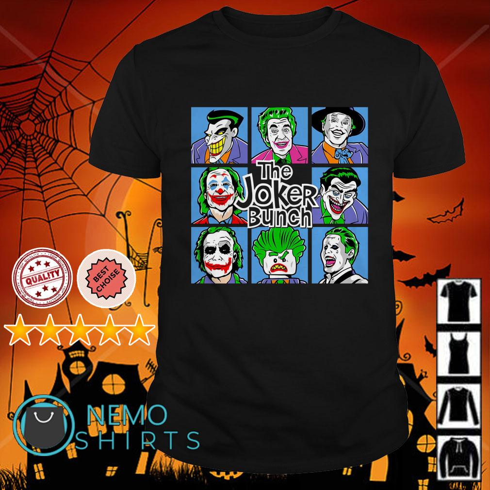 The Joker bunch shirt