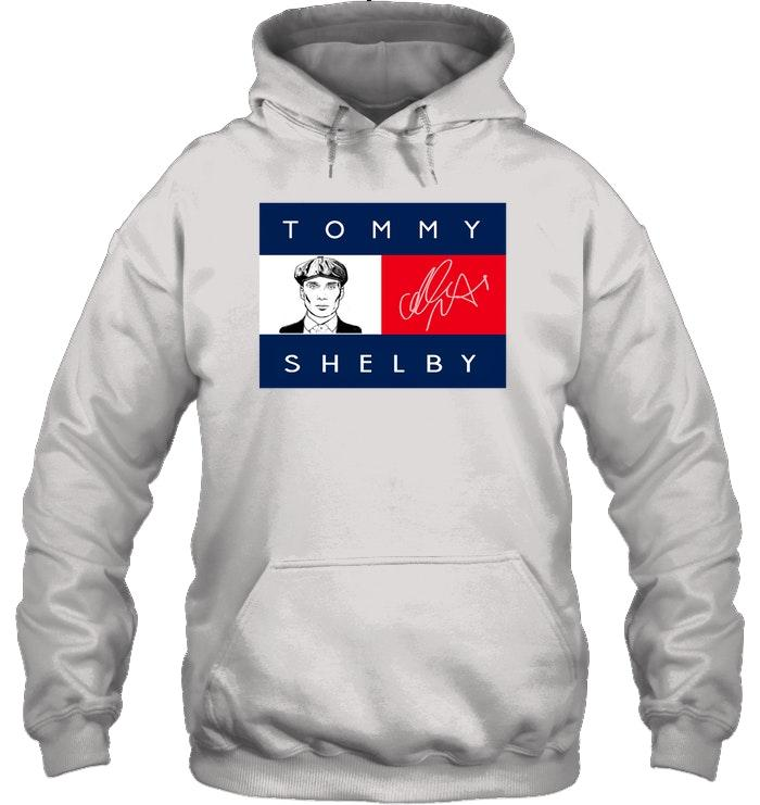 Tommy Shelby signature Hoodie