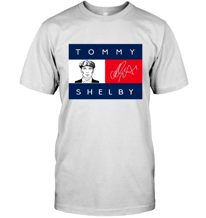Tommy Shelby signature shirt