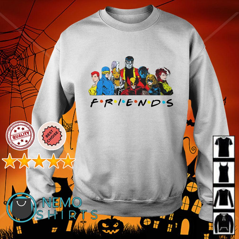 X-Men characters Friends Sweater