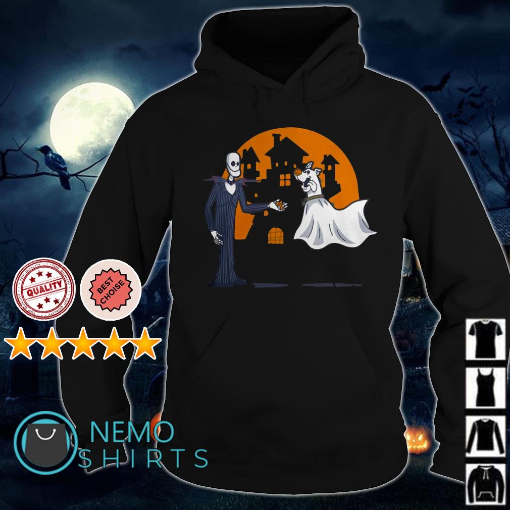 Jack Skellington And Zero Ghost Happy Halloween Shirt Nemoshirt