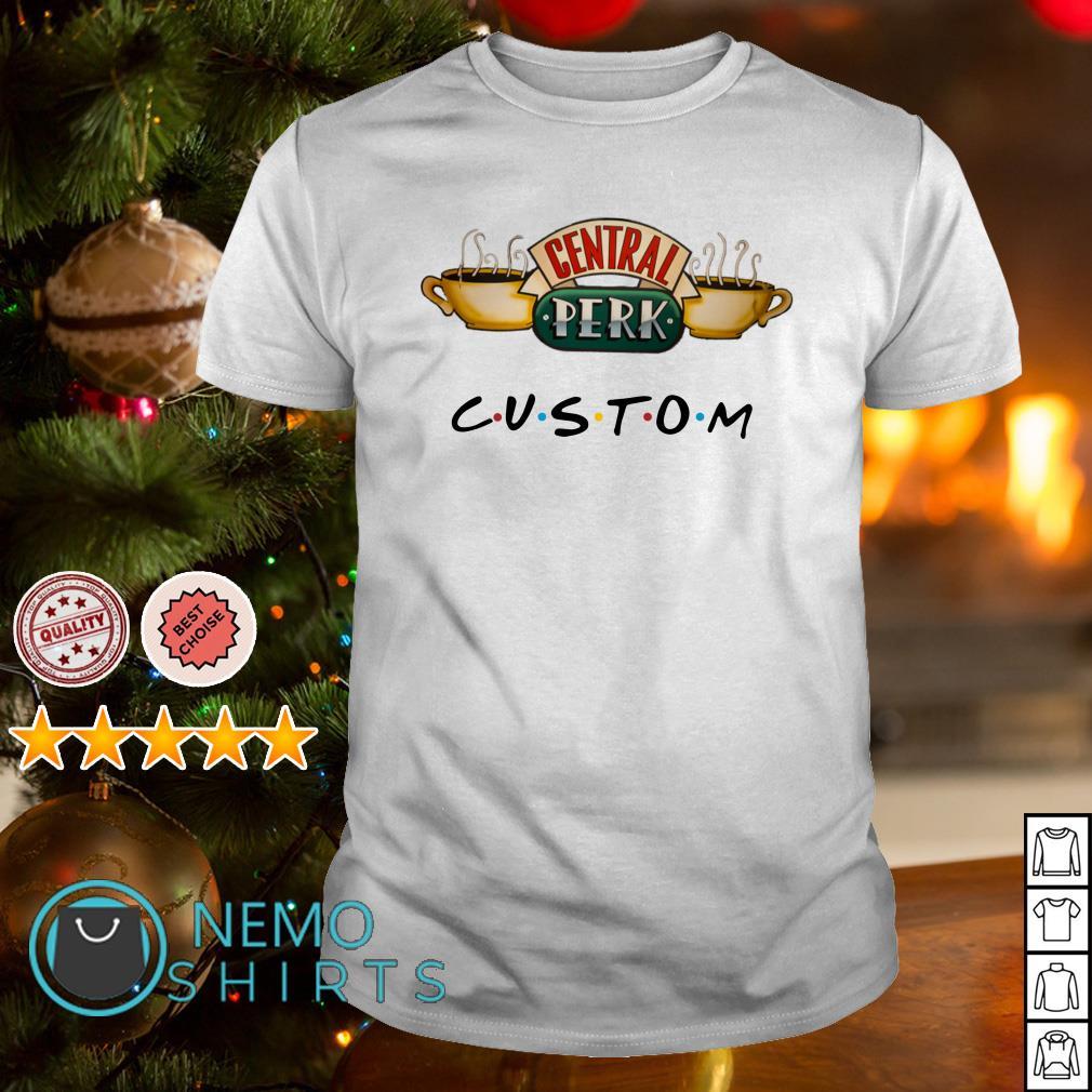 Friends Central Perks custom shirt, sweater Chuot Sun Rang