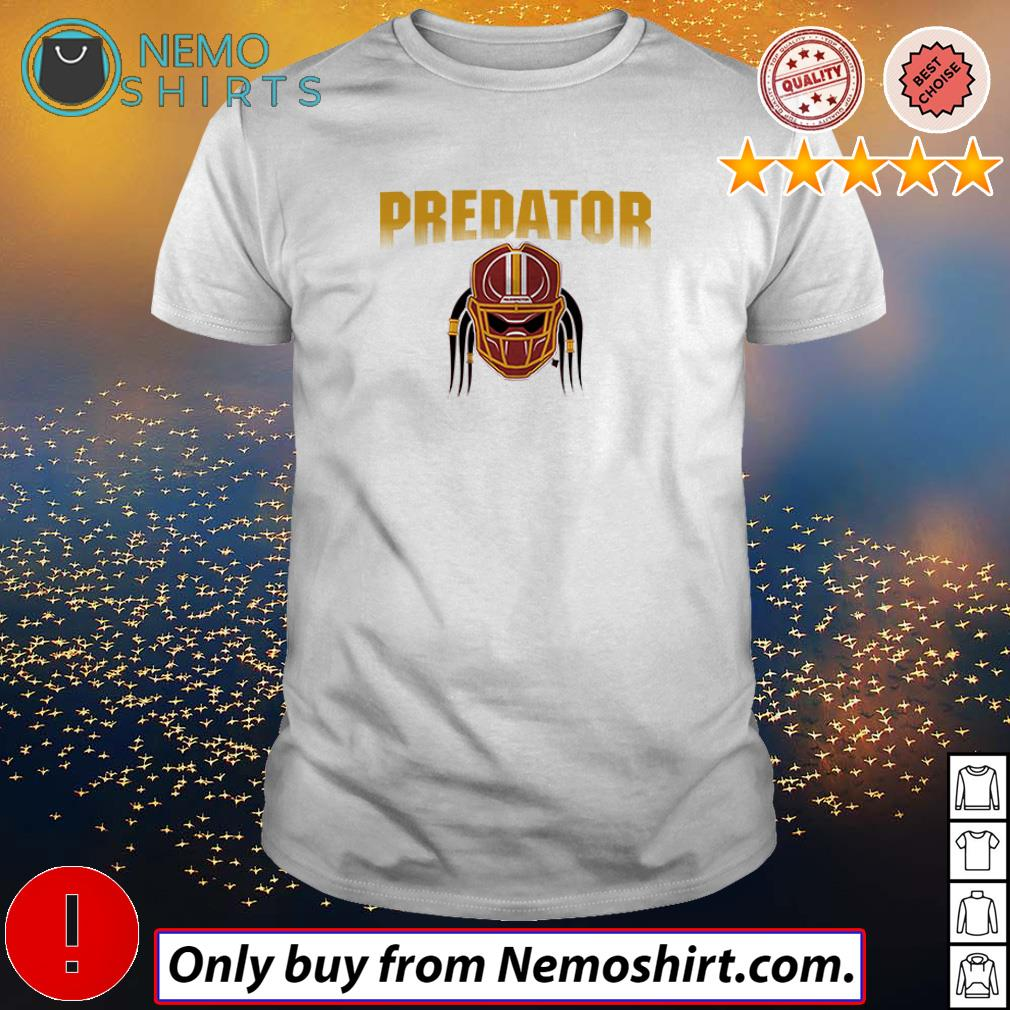 Predator Washington Redskins Chase Young Shirt Hoodie And V Neck T Shirt