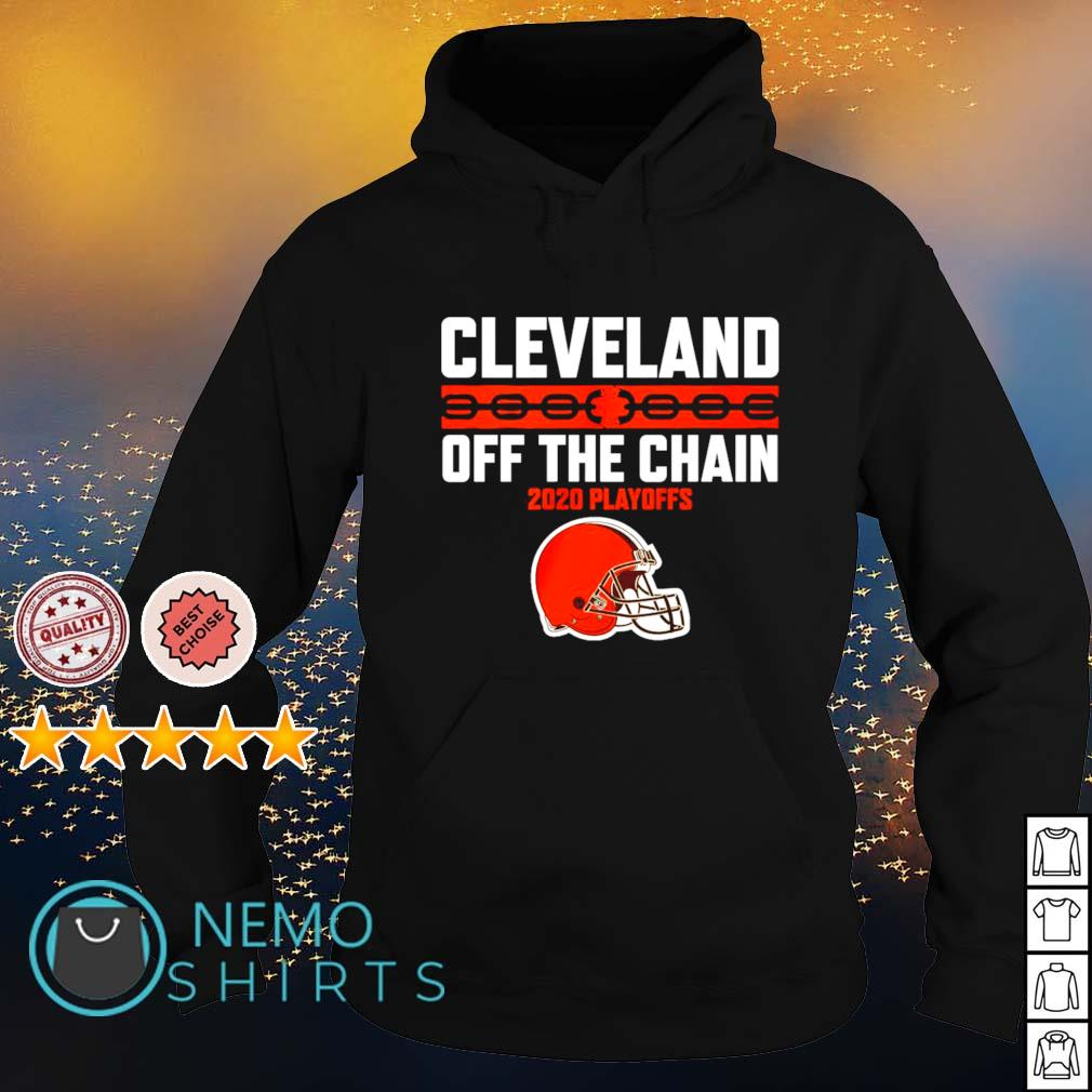 Cleveland off the chain 2020 playoffs s hoodie