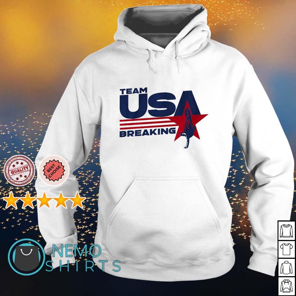 Team USA Breaking s hoodie