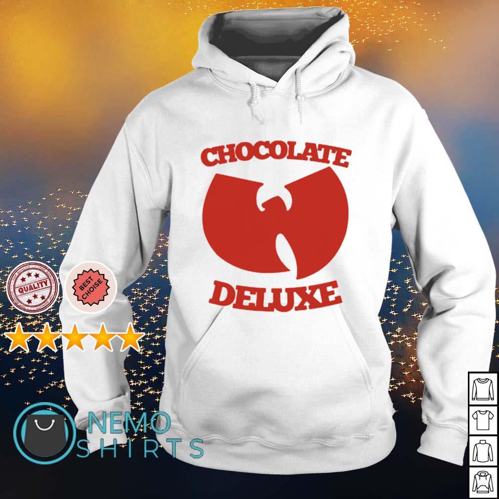 Wu-Tang clan chocolate deluxe s hoodie