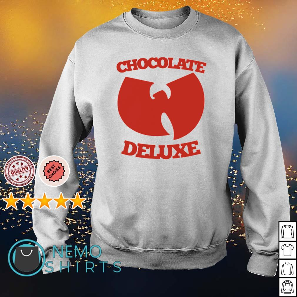 Wu-Tang clan chocolate deluxe s sweater